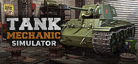 Tank Mechanic Simulator Controls