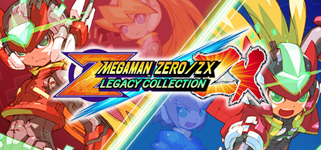 Mega Man Zero/ZX Legacy Collection PC Keyboard Controls Guide