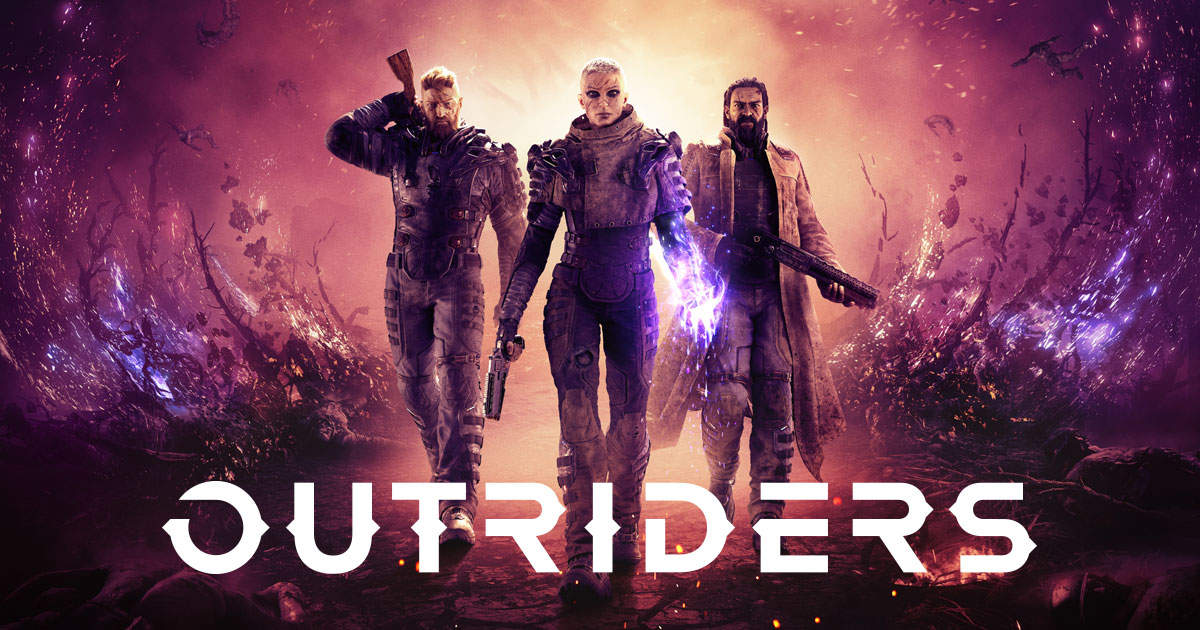 PS4 & PS5 Controls for OUTRIDERS – MGW | Video Game Guides, Cheats, Tips and Walkthroughs