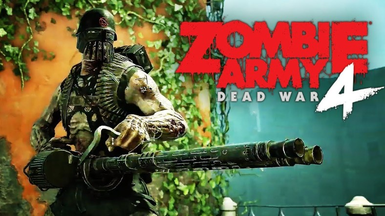 PS4 Controls for Zombie Army 4: Dead War