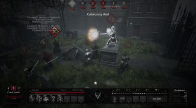 Black Legend Screenshot 001