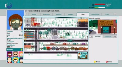 South Park The Stick of Truth Screenshot 002