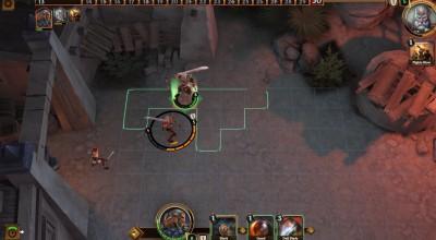 Spelldrifter Screenshot 001