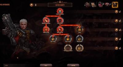 Warhammer 40000 Battlesector Screenshot 001